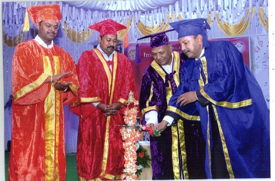 Celebration of  Graduation Day & Annual Day Sparsh 2017